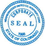 Neighborhoods United Fort Collins Corporate Seal